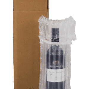 AirSac Inflatable Cushioning - Single Wine Bottle Kit - 210x410mm