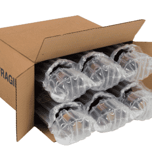AirSac Inflatable Cushioning - Six Beer Bottle Kit