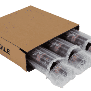 AirSac Inflatable Cushioning - Triple Beer Bottle Kit - 630x350mm