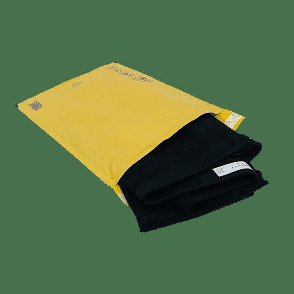 Gold Arofol Envelopes - Size 8 - 270x360mm - Pack Of 100
