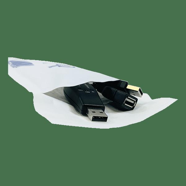 White Arofol Envelopes - Size 1 - 100x165mm - Pack Of 200