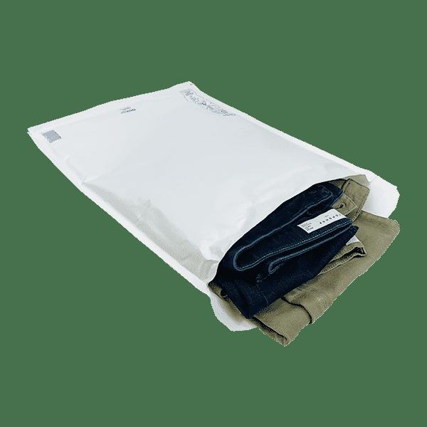 White Arofol Envelopes - Size 10 - 350x470mm - Pack Of 50