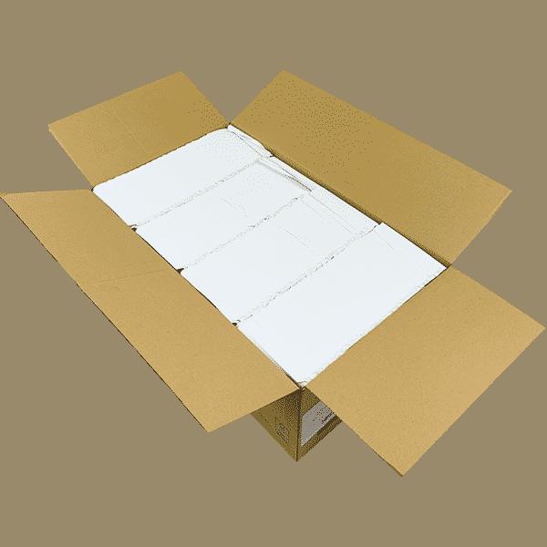 White Arofol Envelopes - Size 2 - 120x215mm - Pack Of 200