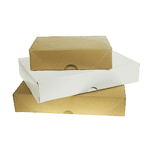 Brown A4 Brown Ream Boxes - 305x216x57mm