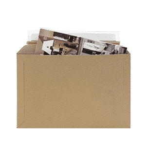 Brown Postal Envelopes PE2 - 290x190x0-30mm