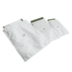 Bubble Lined Polythene Mailing Bags - Size D - 180 x 265 mm - Pack of 100