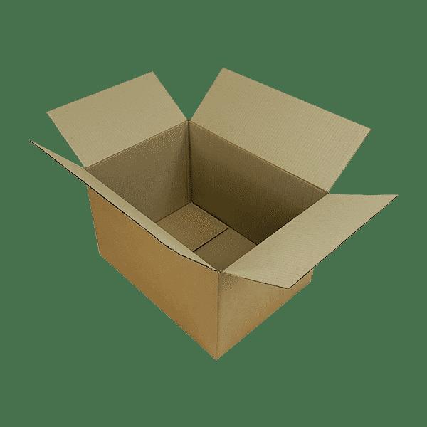 Single Wall Cardboard Boxes - 432x318x267mm