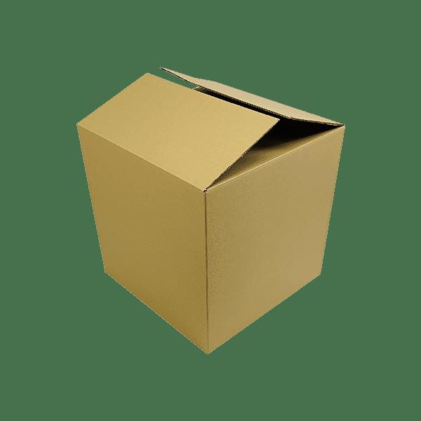 Single Wall Cardboard Boxes - 406x406x406mm