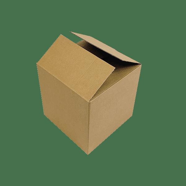 Single Wall Cardboard Boxes - 254x254x254mm