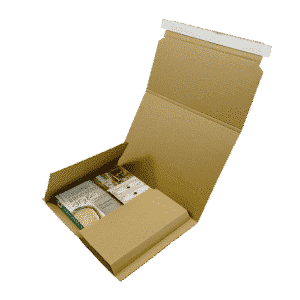Book Wrap Mailers - 310x250x70mm - Packs Of 25 & 50