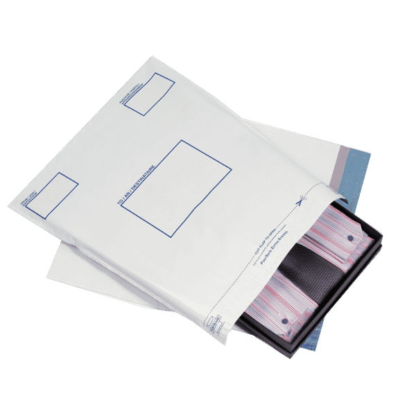 Postsafe Extra-Strong Polythene Envelope (C3) 335x430mm