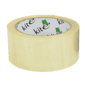 Rolls Of Clear Packing Parcel Tape 48mm x 66m