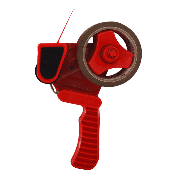 Standard Tape Dispenser Gun - 48mm Tape on 75mm Cores