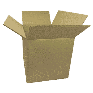 "X-Large Double Storage Removal Cardboard Boxes 610x457x457mm (24""x18""x18"")"