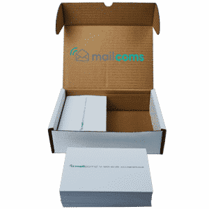1000 Universal Double Sheet Franking Labels (500 sheets with 2 per sheet)