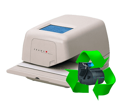 Frama Accessmail / Ecomail / Officemail Refill Service