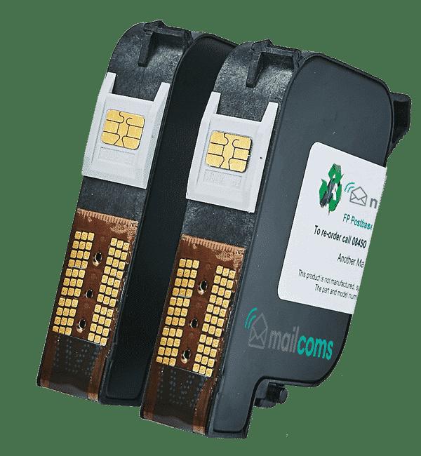 FP Mailing Postbase Ten Ink Cartridge – Compatible Blue (42ml Version)