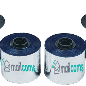 Frama Accessmail Ink Ribbons, Ecomail Ink Ribbons & Officemail Ink Ribbons – Compatible Blue