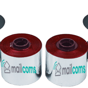 Frama Accessmail Ink Ribbons, Ecomail Ink Ribbons & Officemail Ink Ribbons – Compatible Red