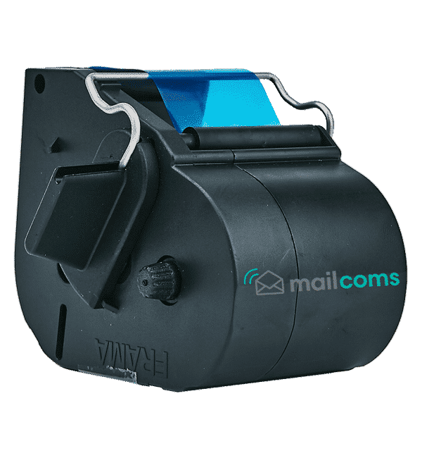 Frama Ecomail Compatible Blue Ink Cartridge