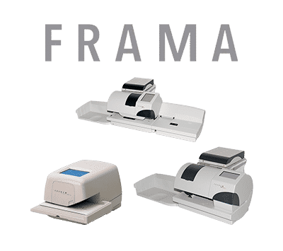 Frama Franking Machine Support