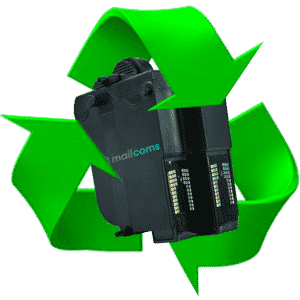 Frama Matrix F12 Ink Refill & Ink Reset Service – Approved Blue Ink