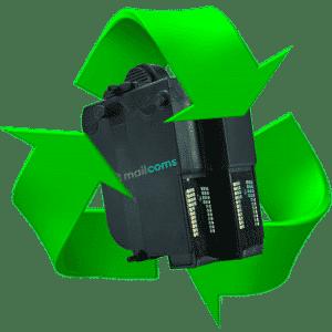 Frama Matrix F42 Ink Refill & Ink Reset Service – Approved Blue Ink