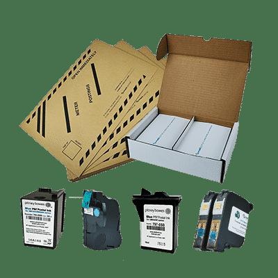 Franking Machine Ink & Labels