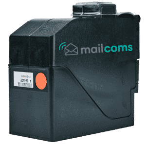 Mailcoms Mailhub Red Ink Cartridge
