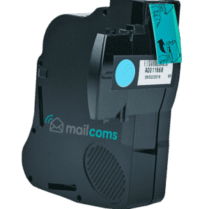 Mailcoms Mailstart 2 Blue Ink Cartridge