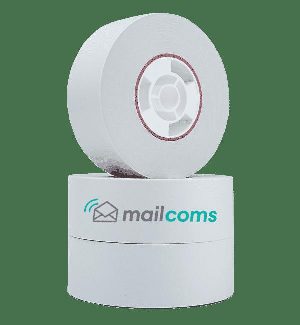 Mailcoms Send Pro P1000 / P1500 / P2000 Self Adhesive Label Rolls