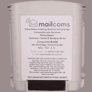 Mailcoms Send Pro P1000 / P1500 / P2000 Compatible Black Standard Ink Cartridge