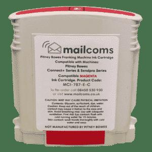 Mailcoms Send Pro P1000 / P2000 Compatible Magenta Standard Ink Cartridge
