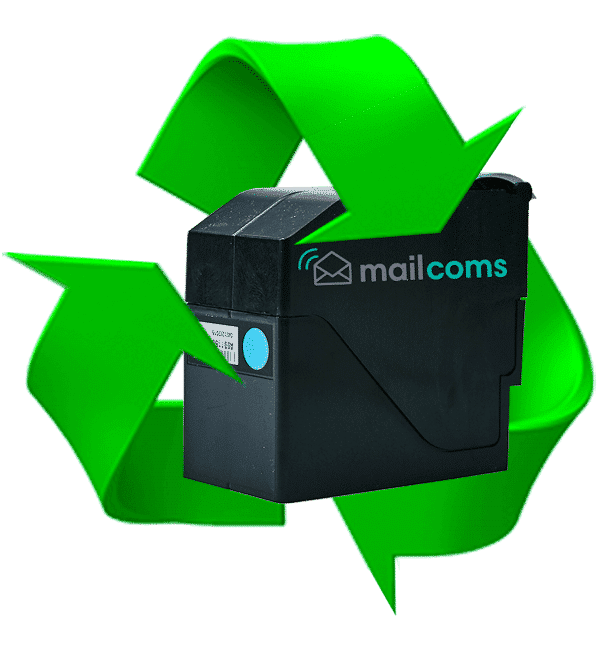 Neopost IN600 & IN-600 Ink Refill & Ink Reset Service – Approved Mailmark Blue Ink