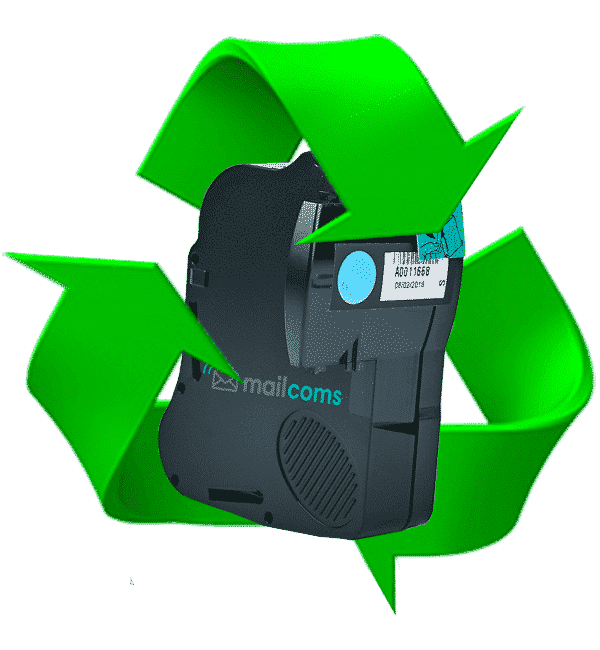Neopost IS290i Elite & IS290i Ink Refill & Ink Reset Service – Approved Blue Ink