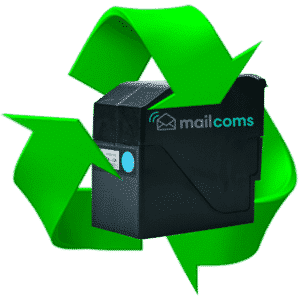 Neopost IS330 & IS350 Ink Refill & Ink Reset Service – Approved Mailmark Blue Ink