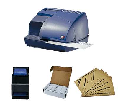 FP Mailing Optimail / T1000 Inks & Labels