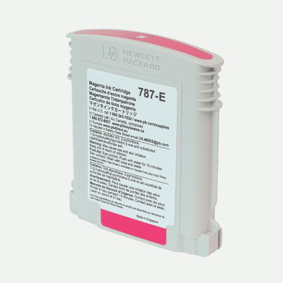 Pitney Bowes Connect+ 1000 / 2000 / 3000 Original Magenta Standard Ink Cartridge