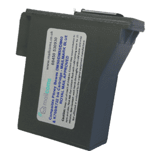 Pitney Bowes DM60 Ink Cartridge & K722 Ink Cartridge – Compatible Blue