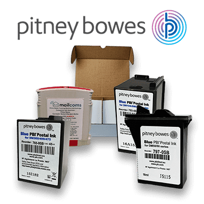 Pitney Bowes Inks & Labels