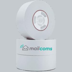 Pitney Bowes SendPro P1000 / P1500 / P2000 / P3000 Self Adhesive Label Rolls
