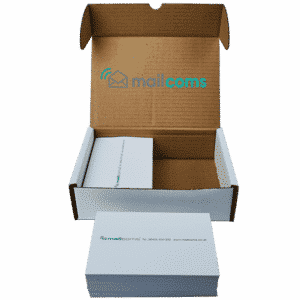 1000 Mailcoms Mailhub Franking Labels