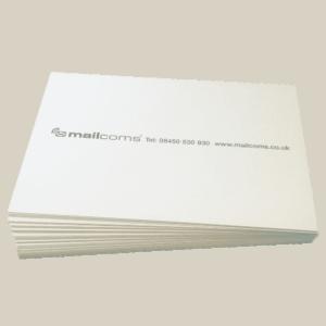 200 Secap DP100 Double Sheet Franking Labels