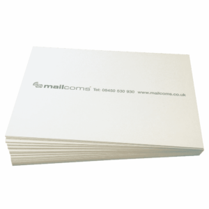 200 Secap DP160 Double Sheet Franking Labels
