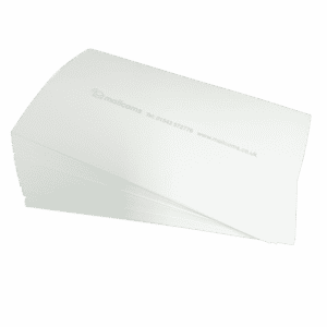 200 The Franking Machine Company DP225 Long (175mm) Franking Labels