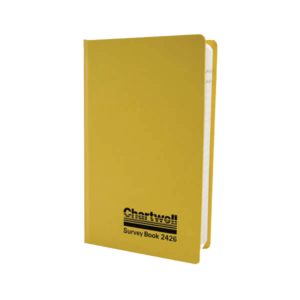 Chartwell Weather Resistant Level Book 192x120mm
