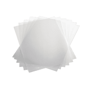 Durable Report Cover A3/A4 Folded Gloss Opaque (Pack of 50)