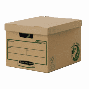 Fellowes Bankers Box Earth Series Heavy Duty Box (Pack of 10)