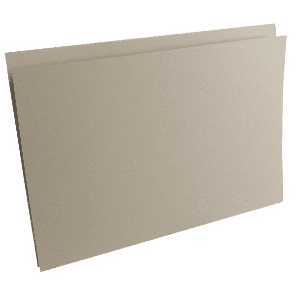 Guildhall Square Cut Folder 315gsm Foolscap Buff (Pack of 100)