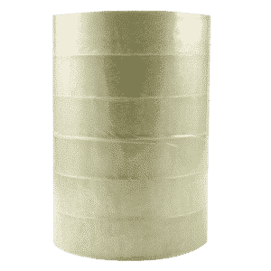 Q-Connect Adhesive Tape 24mm x 66m (Pack of 6)